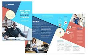 Electronic Brochure Template Extreme Sport Flyer Digital Brochure Templates Format