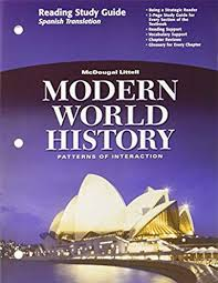 World History Patterns Of Interaction Answer Key Mesmerizing Patterns Of Interaction Reading Guide Basic Instruction Manual