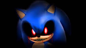 sonic exe original voice first draft you