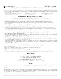 Sample Technical Resume Cool Chemical Engineer Resume Sample Nanomedia Resume Example