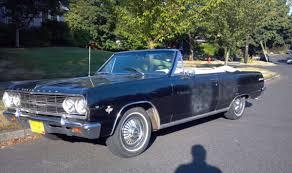 Curbside Classic: 1965 Chevrolet Chevelle Malibu Super Sport ...