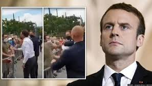 French President Emmanuel Macron Issues First Response On Being Slapped; Read Statement