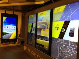 Small Picture Digital Signage Considerations for interactive video walls Sign