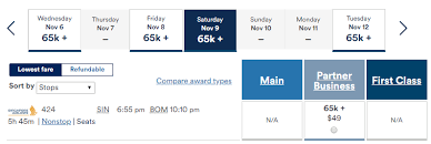 Sia Redemption Chart Alaska Miles Can Now Be Used To Redeem Singapore Airlines