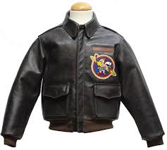 kids type a 2 perfect replica of ww2 jacket