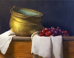 what s holding you back from trying oil paints with water soluble oils it is easy being green
