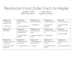 Free Online Order Form Template Pizza Order Form Template Food Order Form School Pizza Order