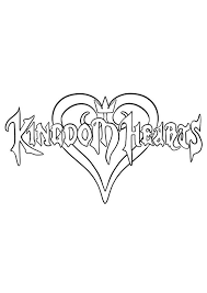 Small Picture 27 best Disney Kingdom Hearts coloring pages Disney images on