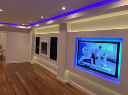 inside lighting. Light Up Your Living Room With Led Strip Lights About Lighting Inside Dimensions 3264 X .