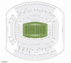 Everbank Field Seating Chart Methodical Altel Stadium Seating Chart Jaguars Stadium Seat