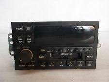 buick park avenue radio oem 96 97 98 1998 99 buick lesabre radio stereo cassette tape player 16236444 fits