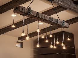 old age rustic barn lighting pendants with weathered metal shade