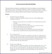 Personal Performance Review Template Simple Performance