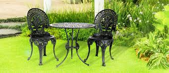 cast aluminium outdoor furniture