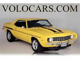1969 Chevrolet Camaro Yenko Tribute for Sale | ClassicCars.com ...