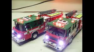 Code 3 Fire Lights Custom Code 3 Pierce Quantum Diecast Fire Truck W Working