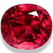 Ruby Gemstone Color Chart Gemstone Color Chart At Ajs Gems