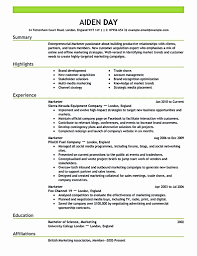 49 Awesome Collection Of Best Way to format A Resume