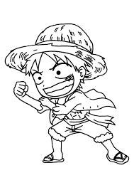 Coloriage One Piece Colorier Dessin Imprimer Dab Dessin