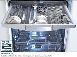 Cách xếp bát vào máy rửa bát Bosch theo chỉ định nhà sản xuất