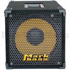 1x15 Guitar Cabinet Mark Bass New York 151 1x15 8 Ohm Speaker Cabinet Rich Tone Music