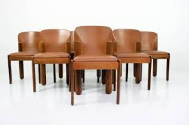 Modern Leather Dining Chairs Esszimmerstühle
