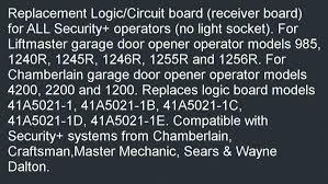 secure garage door openerGarage Doors  Fearsome Liftmaster Security Garager Opener Images