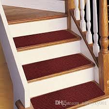 indoor stair treads carpet non slip tread rugs mats rubber