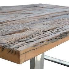 Massiver Esstisch Recycling Holz Antik Look Esstisch Esszimmertisch 3 Größen 180200220 Cm
