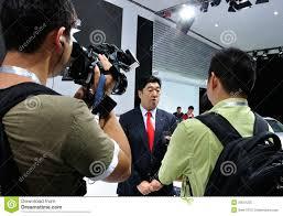 acura executive interviews editorial image image  acura executive interviews editorial image