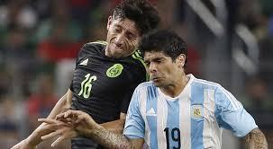 Resultado de imagen para argentina mexico futbol