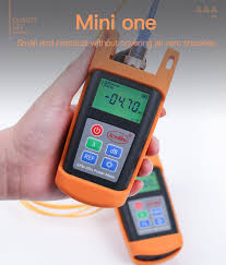 25m Design Pocket Design Optic Power Meter Fiber Cable Tester Tools