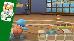 Hey Monster (Pokemon Clone) - gameplay 7.01 mintues, frist start - YouTube