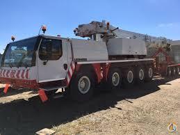 Sold 2012 Liebherr Ltm 1095 5 1 Crane For On Cranenetwork Com