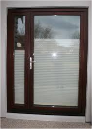 1 2 4 side entrance door fixed sidelight lockable outside plaster