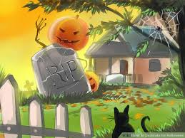 How To Decorate Your Room For Halloween Wikihow