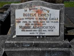 Minnie Ada Eagle (Stidolph) (1886 - 1958) - Genealogy