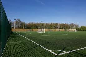 generation 3g artificial grass pitch agp was unveiled at the weekend when it was used for the first time to host the football association s highly