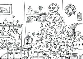 Printable Christmas Coloring Pages Pdf Coloring Coloring Sheets