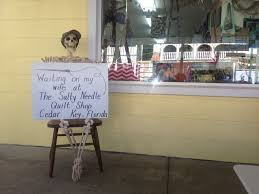 You might be here awhile- The Salty Needle Quilt Shop, Cedar Key ... & You might be here awhile- The Salty Needle Quilt Shop, Cedar Key Florida    Cedar Key & Florida History   Pinterest   Cedar key florida Adamdwight.com