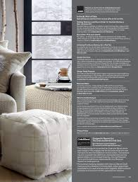 Crate And Barrel Designer Rewards Program December Collection Catalog 2017 Vacation Home