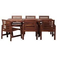 Outdoor Dining Chair Options  Making It LovelyOutdoor Dining Furniture Ikea