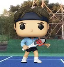 Tennis Legends Funko Pop! Roger Federer #08 – Big Apple Collectibles