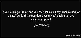 Jim Valvano Quotes Amazing Tayojoquoteifyoulaughyouthinkandyoucrythatsafullday