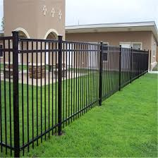 china security fence metal railing cast