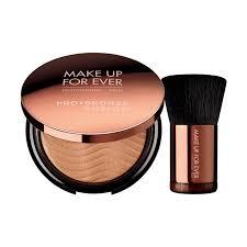 makeup forever. pro bronze fusion bronzer make up for ever makeup forever