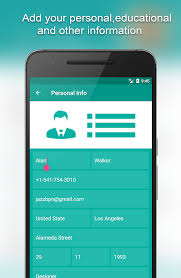 Resume Builder App Free Magnificent Resume Builder App Free 60606060free APK Download Android Tools Apps