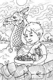 Dragon Boat Festival Coloring Sheet Dragonboatfestival