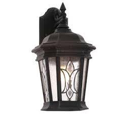 outdoor lantern lighting. cranbrook collection 1light gilded iron wall lantern outdoor lighting