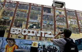 apartment complexes long island new york. how 5pointz looked before its owners painted over all of the graffiti early tuesday morning. building is going to be torn down for two apartment complexes long island new york